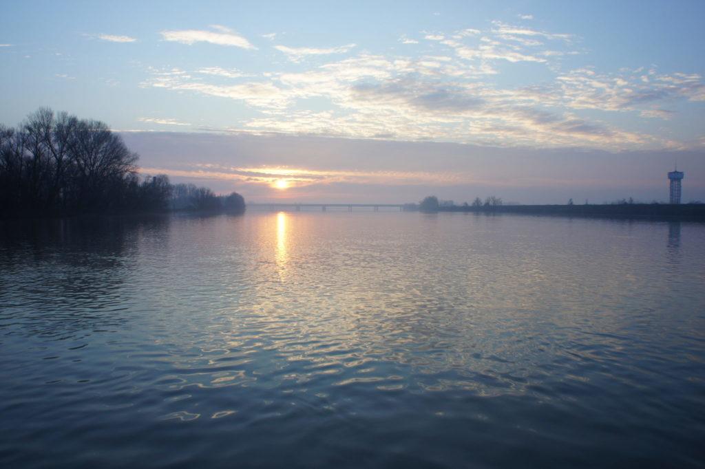 Na Pádu s fishingitaly.cz (22.-29.2.015)