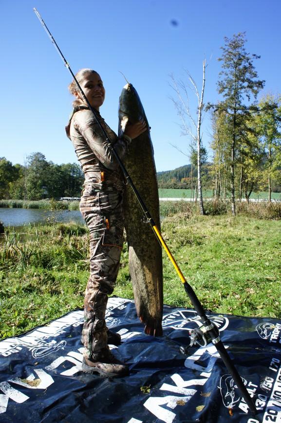 1st catfish adventure@www.michaelkashunting.com