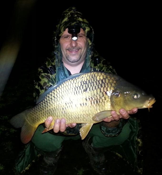 První zdolané ryby – Sumčák se probouzí ze zimního spánku