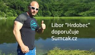 Libor Hrdobec doporučuje Sumcak.cz