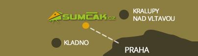 Sumčák přestěhován do Prahy