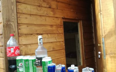I sumčák má svůj bar :-) :-)