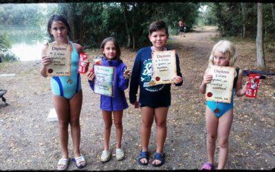 Diplom za úspěšně zvládnutou rodinnou expedici na Sumčáku